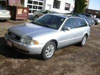 Options Included: N/AThis beautiful Audi is the perfect