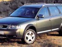 Options:  2001 Audi Allroad|Silver/Black|V6 2.7