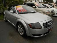 Exterior Color: silver, Body: Convertible, Engine: 1.8L