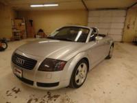 2001 Audi TT BLACK For Sale.Features:Turbocharged,
