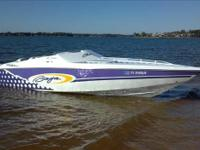 2001 Baja 25 Outlaw Boat is located in