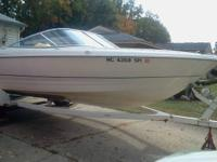 Nice Big Boat for great price!! 2001 Bayliner Capri
