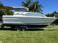 Be the first to come and see one of Bayliner's best