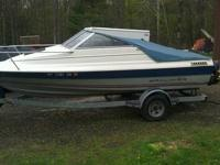 2001 Bayliner BX Capri, 21.5', Engine 2001 Mercruiser