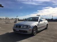 Options:  2001 Bmw 3 Series 330Ci 2Dr Coupe|Silver|Abs