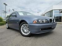 2001 BMW 530i !! Extremely clean! Beautiful Steel Blue