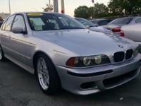 WOW. RARE FIND. SILVER 530I WITH M TECH PACKAGE. NICE
