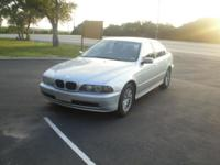 I have silver clean 2001 BMW 530I with 148k miles