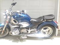 I'm selling my 2001 BMW R1200C. Former florida bike,