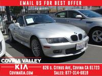 SPRING SAVINGS EVENT! Z3 Recent Arrival! Clean CARFAX.