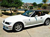 2001 BMW Z3 AUTOMATIC ONLY 92K MILES SILVER NEW