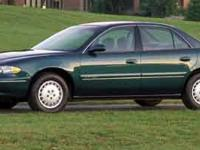 2001 Buick Century Custom For Sale.Features:Traction
