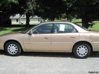 Very nice 2001 buick century custom. This is a great