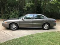 2001 Buick LeSabre limited edition: power locks/wheels,