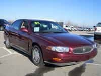 Options Included: N/ACome and see this 2001 Buick