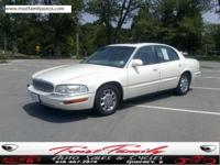 2001 Buick Park Avenue - Ultra Sedan. 3.8 L, V6