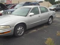 2001 Buick Park Avenue Miles 125k+/- Light Gray Leather