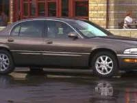Recent Arrival! Clean CARFAX. 2001 Buick Park Avenue
