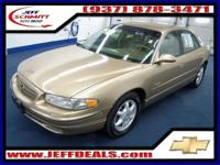 Options Included: N/AINTERNET SPECIAL!!! 2001 Buick