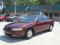 Options Included: N/AThis 2001 Buick Regal LS features