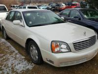 2001 Cadillac DeVille 4DR SDN. Serving the Greencastle,