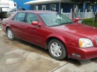 2001 CADILLAC DEVILLE Vehicle Information Make:
