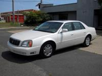 This Cadillac is in excellent shape with only 89,000