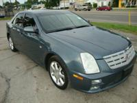 2001 CADILLAC DEVILLE GOLD, AUTOMATIC TRANSM, AC,