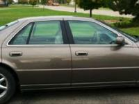 2001 Cadillac Seville STS FALL SALE PRICE Low Miles!!