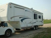 2001 CAMEO LXI BY CARRIAGE  MODEL F30RLS  30 FOOT IN