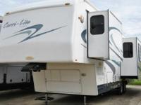 2001 Carriage RV Carri-Lite M-734SK. This is a 38 foot
