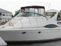 2001 Carver 350 Mariner Hugely popular sportcruiser