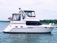 2001 Carver 356 Aft Cabin Motoryacht Boat is located in