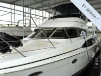 - Stock #31656 - This 2001 Carver 444 Motor Yacht is in