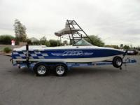 Mercruiser 350 Mag MPI Tournament Ski with 315 HP,