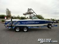 Just 210 hours! Featuring: Mercruiser 350 Mag MPI