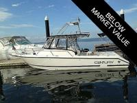 2001 Century 3100 Sport Cabin is an ingenious cruiser/