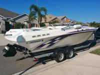 2001 CHECKMATE BOAT 28 FT. ZT280 $34,900 Like New
