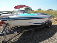 2001 Cheetah Stiletto customized passage hull