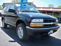 Options Included: N/AThis S10 Blazer LS is in excellent