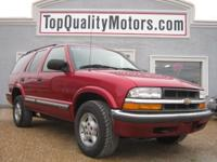 Options Included: N/ALOW MILES! 4WD-POWER WINDOWS,