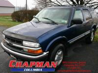 Options Included: Four Wheel Drive, Tow Hooks,