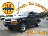 2001 Chevrolet Blazer.......... Don't let the mileage