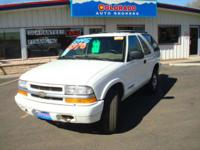 Options Included: 4WD, Air Conditioning, Power Windows,