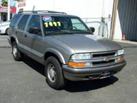 Options Included: N/ASUPER CLEAN 4X4 CHEVY BLAZER