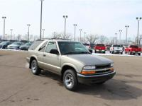 Exterior Color: pewter, Body: SUV, Engine: 4.3L V6 12V