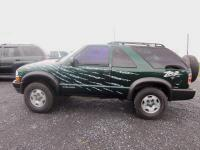 WE HAVE A 2001 CHEVY BLAZER ZR2 ON CONSIGNMENT FROM THE