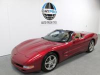 2001 Chevrolet C5 Corvette. Mileage: 75,564. 5.7 LS1