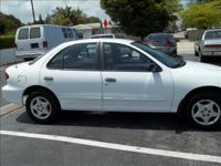 Options Included: N/A2001 CHEVROLET CAVALIER 4DR COLD