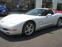2001 Chevrolet Corvette 2dr Car Our Location is: Len